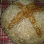 Cipovka od ječmenog brašna (bez kvasca)