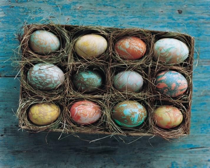 mramorna jaja martha stewart