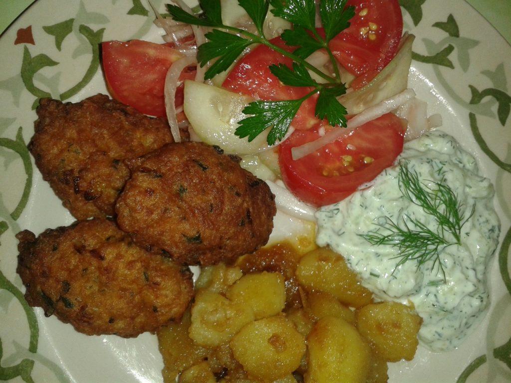 tzatziki-salata